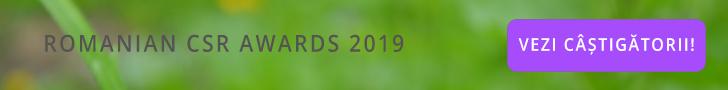 Castigatori - Romanian CSR Awards 2019